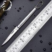 2020 New Grid Folding Knife CS Go Bamboo Knives Key Chain Su