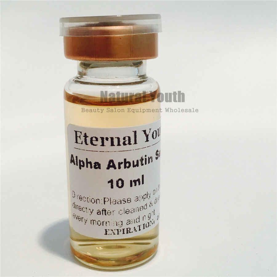Alpha Arbutin esencia cuidado facial suero blanqueamiento Anti envejecimiento ilumina la piel 10ml