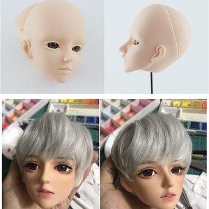 Кукла Bjd, 65 см, мужская, голая, меняющая тело, макияж 4D Eye 21, подвижная, шарнирная, бойфренд, нормальный цвет головы, можно открыть, игрушки для д...