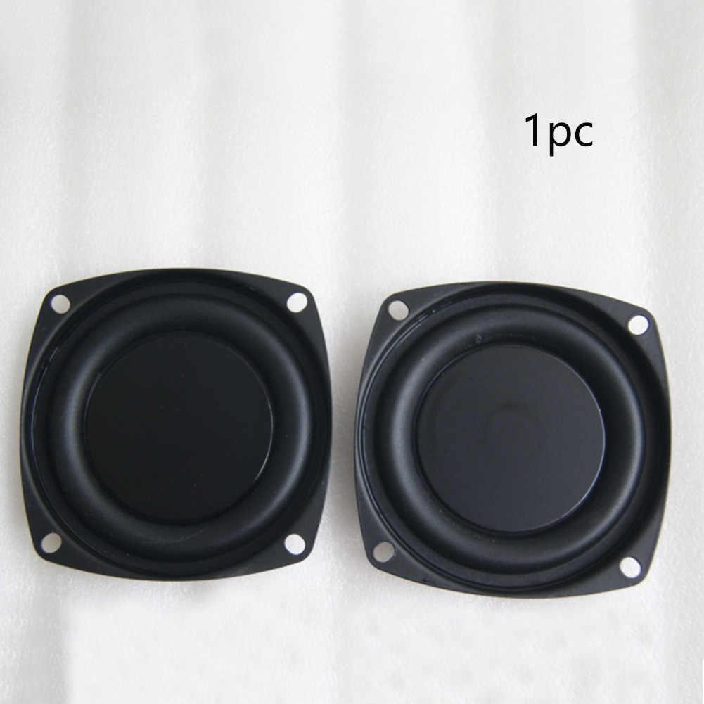 軽量低音ホーム偽トランペット振動簡単インストールスピーカ振動板膜プレートパッシブ旅行 3 インチ