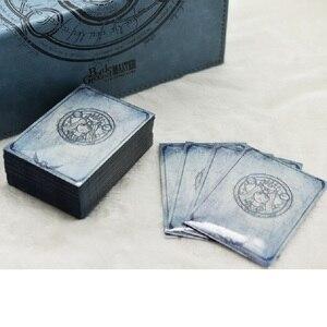 Image 1 - 100 أجزاء/وحدة 66x91 مللي متر آلهة أوراكل فيبي إريس بطاقة الأكمام لوحة لعبة بطاقات واقية الدروع ل MGT PKM التجمع السحري