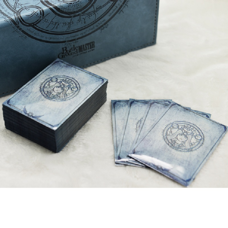 100Pieces/Lot 66x91mm Goddess Oracle Phoebe Eris Card Sleeves Board Game Cards Protector  Shields For MGT  PKM Magical Gathering