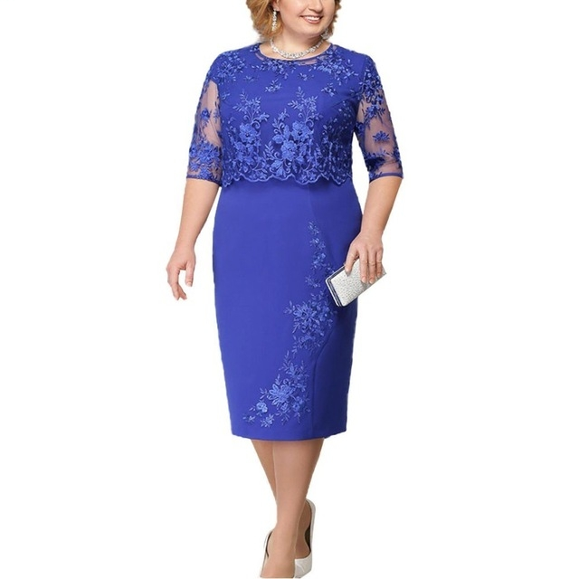Lace-Plus-Size-Mother-Of-The-Bride-Dresses-2019-Scoop-Neck-Hal-Sleeve-Patchwork-Wedding-Guest.jpg_640x640_conew1