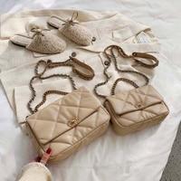 Desinger PU Leather Crossbody Bag