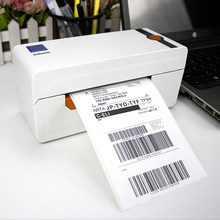 NETUM Desktop Thermal Label Maker NT-LP110A Thermal Barcode Label Printer for Shipping Express Label 4x6 Printing Mac OS/Windows(China)