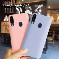 Case For Capa Samsung M20 Coque Fundas Soft Silicone Back Cover Phone Case For Samsung Galaxy M20 M 20 SM-M205F M205F M205 Case