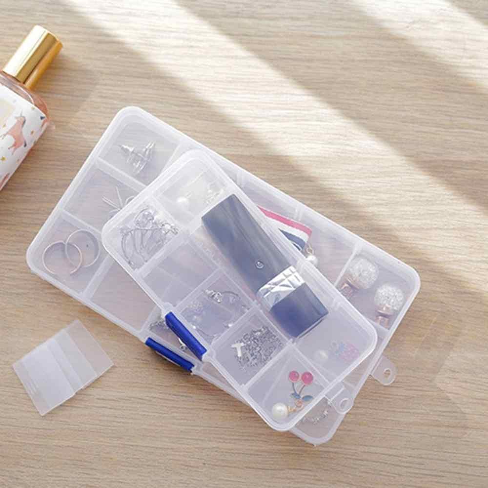 多機能透明ジュエリー収納バスケット収納ボックス雑貨オーガナイザーおもちゃ収納ホームの主催