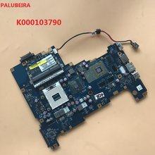 Palubeira nalaa LA-6042P rev 1.0 mb k000103790 para toshiba para satélite l670 l675 portátil placa-mãe hm55 com placa gráfica
