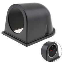 Универсальный автомобильный портативный черный 52 мм с одним отверстием держатель для чашки для автомобиля/транспортного средства/лодки