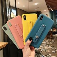 Cinturino da polso Cassa Del Telefono per Xiaomi Redmi Nota 8 Pro 8A S2 Y2 GO Mi Della Miscela 2S Max 2 3 Note3 F1 Estate Supporto Della Copertura