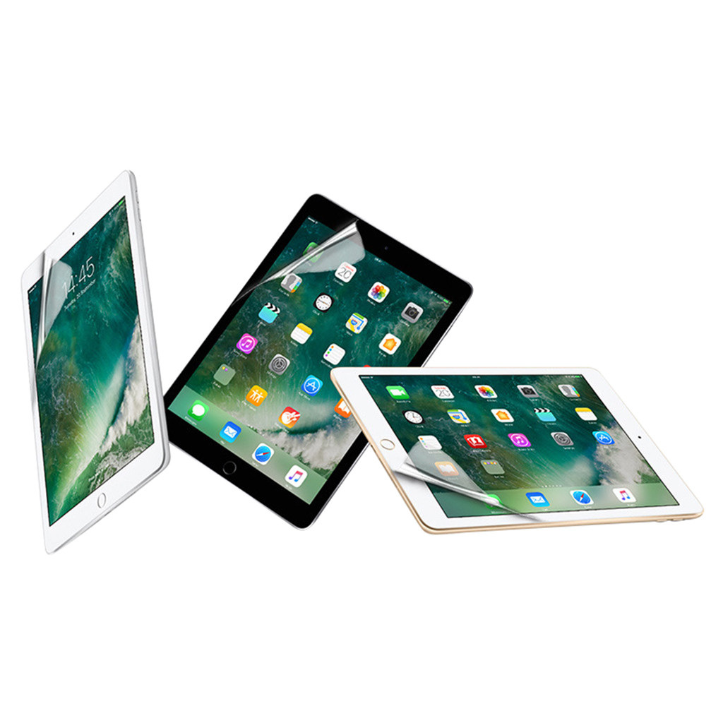 """2pc Dustproof HD Clear Screen Protector Soft Film Cover Guard For iPad Pro 10.5/"""""""