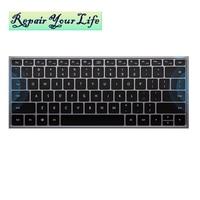 laptop keyboard for HUAWEI MateBook X pro MACH W19 W19B W29 W09 US English backlight black chocolate Full size hot sale no frame