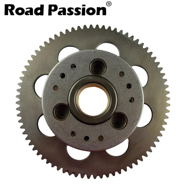 Road Passion pastiglie freno posteriore per YAMAHA XVS 1100 XVS1100 Dragstar 1999-2004