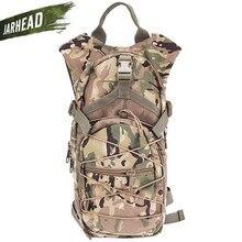 Военный гидратация рюкзак тактический штурм открытый пеший туризм охота альпинизм верховая езда армия сумка велоспорт рюкзак вода сумка