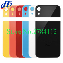 10Pcs Best Quality Back Glass Replacement For iPhone XS / XR / XS MAX Battery Cover Rear Door Housing