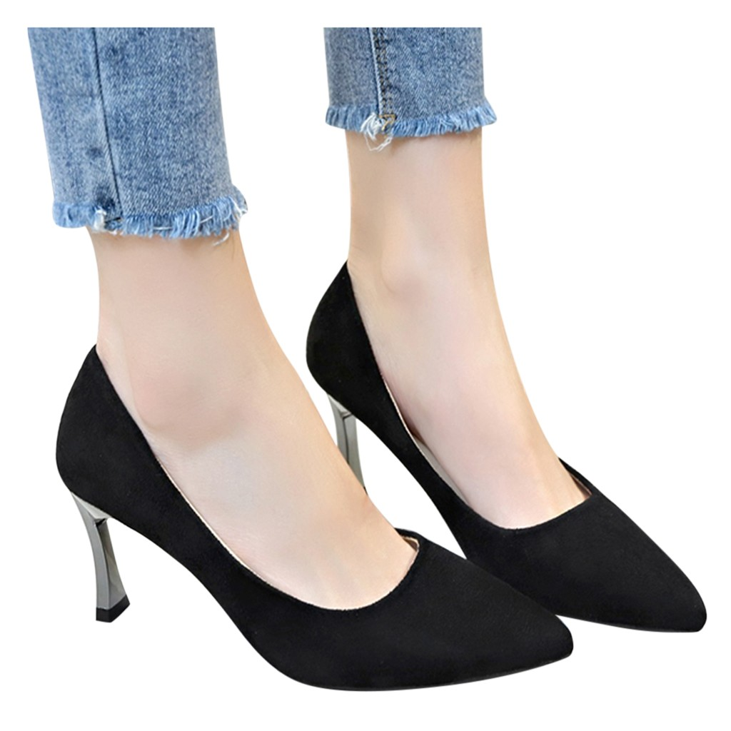 SAGACE Women Heels Shoes For Party