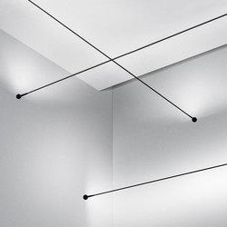 Modern Ceiling Light Skyline Linear LED Bar Lights Creative Ceiling Lamp Led Strip Line Lamp For Living room Bedroom Dining room
