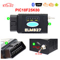 Считыватель кодов ELM327 USB FTDI PIC18F25K80, чип elmконфигурации для HS CAN/MS CAN Forscan ELM 327 Bluetooth OBDII диагностический инструмент