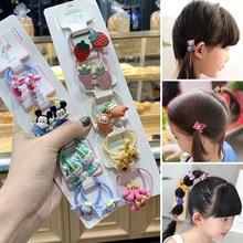Kids Elastic Hair Rubber Bands