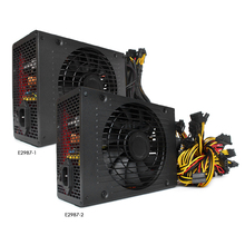 1800W Switching Power Supply 90% High Efficiency for Ethereum S9 S7 L3 Rig Mining 180-260V