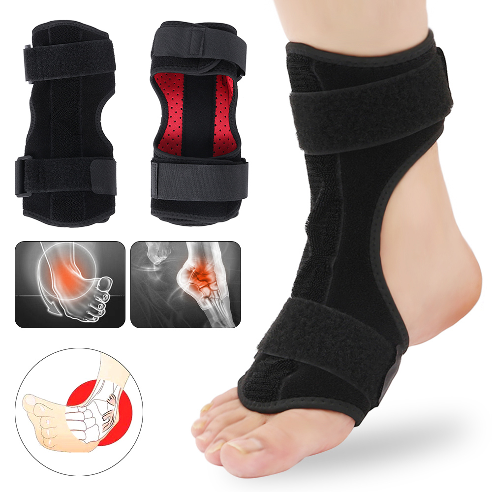 Foot Drop, Plantar Fasciitis & Ankle Support Splint