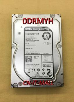 "Pulled 0DRMYH DRMYH ST4000NM0023 4TB 7200 RPM 128MB Cache SAS 6Gb/s 3.5"" Enterprise Internal Hard Drive"