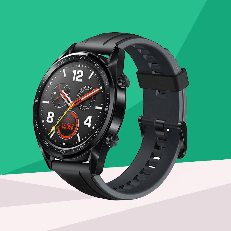 Huawei Watch Gt Strap For Samsung Galaxy Watch 46mm Gear S3 Frontier/classic 22mm Watch Band Huawei Watch 2 Pro Strap Bracelet