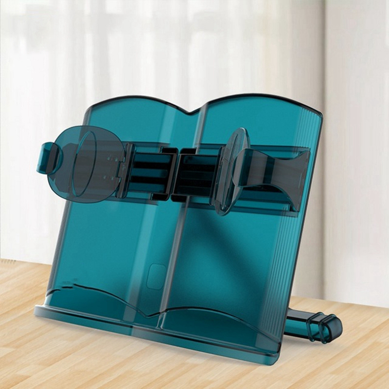 Portable Book Stand Holder Bookrest Multifunctional Adjustable Book Accessories Support Bookends Book For Reading Stand For Book