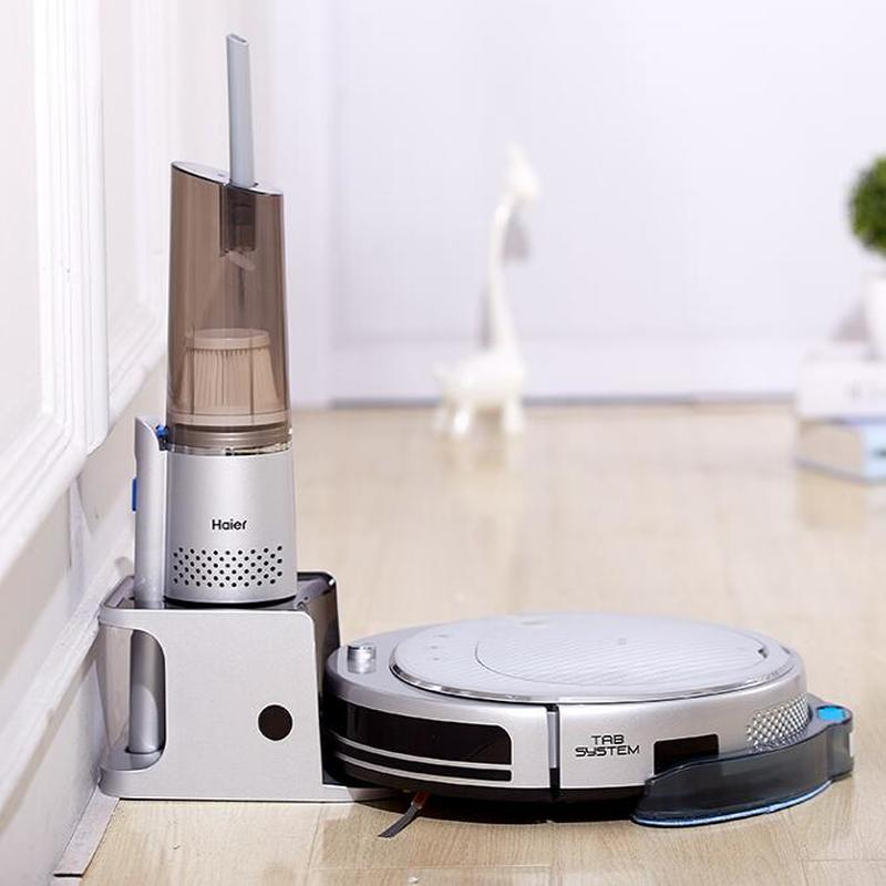 Intelligent Sweeping Robot Home Automatic Mopping Machine One-in-one Wipe The Ultra-thin Vacuum Cleaner