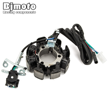 Motorcycle Magneto Ignition Stator Coil For Honda CRF150F CRF 150F 150 F 2003 2004 2005 For Honda 31120-KPT-902