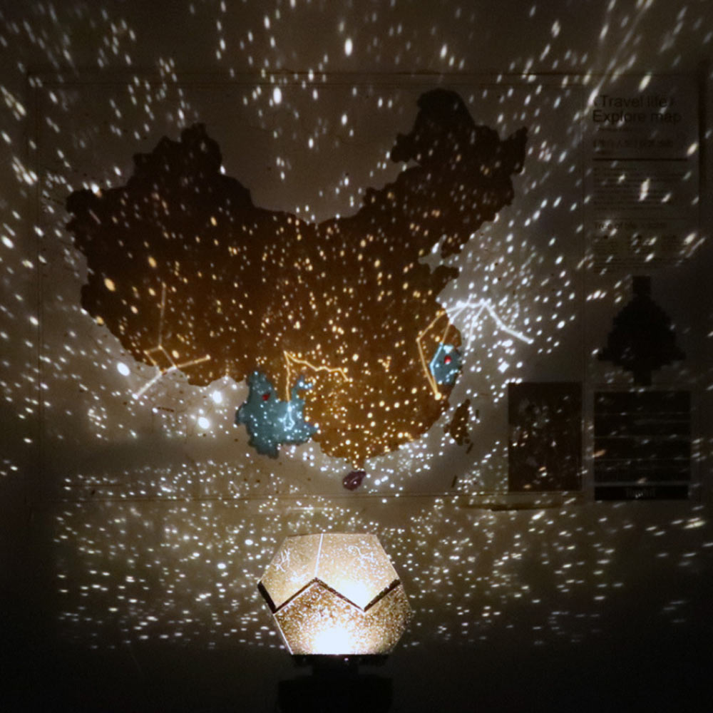 Christmas 60000 Stars Planetarium Light Made Of ABS And PP Material 4