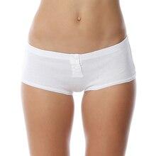 Vrouwen Slipje Boyshort Elastische Onderbroek Slips Veiligheid Broek Ondergoed Comfortabele Boxershorts Panty Plus Size Lingerie