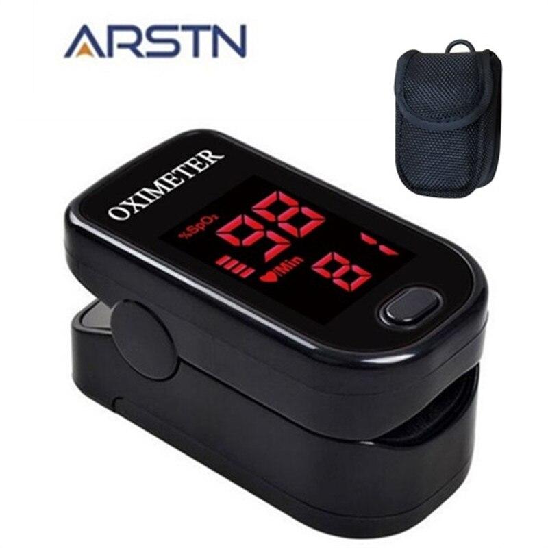 Oxymètre de pouls au bout du doigt moins cher oxymètre de pulso de dedo oxygène sanguin à domicile moniteur de fréquence cardiaque médical Pulsioximetro CE