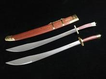Wushu – Double épée de Kung Fu Tai Chi, Shuang Tai Swan