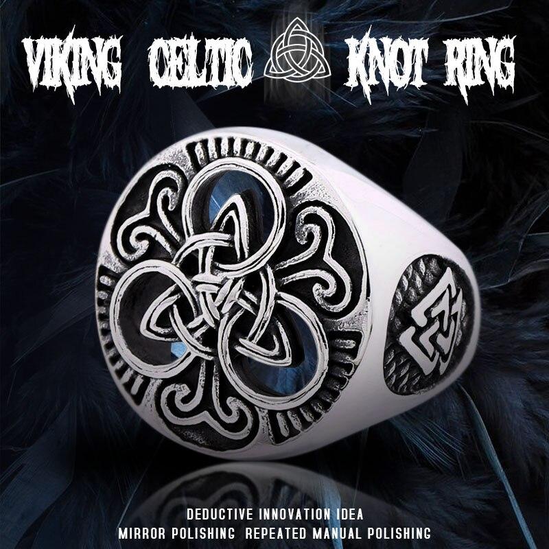 Мужской Молот Тора от BEIER, молот Мьёльнир кольцо викингов из нержавеющей стали в стиле панк-рок, на удачу, в подарок, на удачу