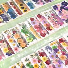 Fleurs séchées en résine, 1 paquet, DIY bricolage, moule de remplissage, fleur naturelle époxy UV pour Nail Art, fleurs pressées pour décoration de maison, artisanat