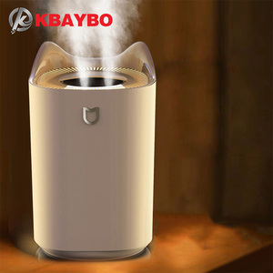 Image 1 - KBAYBO 3.3L Air Humidifier ultrasonic Aroma oil diffuser strong mist maker essential oil diffuser aromatherapy home LED lights