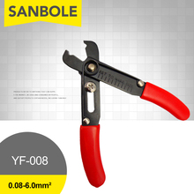 YF-008 Peeling Stripping Pliers Cable Tool Wire Multifunctional Wiring  Cutting Plier 0.08-6mm2