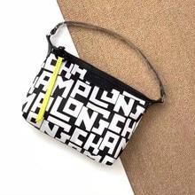 Yüksek kaliteli naylon el çantası kadınlar için 2021 yeni moda tek omuz Messenger çantalar Unisex tasarımcı çanta kanal çantası
