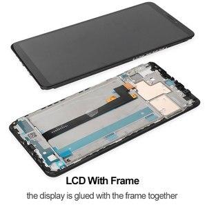 Image 2 - Для Xiaomi Mi Max 3 ЖК дисплей + сенсорный экран новый дигитайзер стеклянная панель Замена ЖК для Xiaomi Mi Max 3 2160X1080 6,9 дюймов