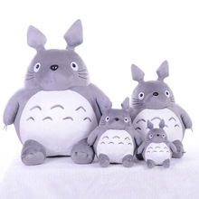 20-45cm Plush Toy Totoro Cute Soft Stuffed Anime Toys Doll Large Size Pillow Best Gifts For Children Dolls Gift