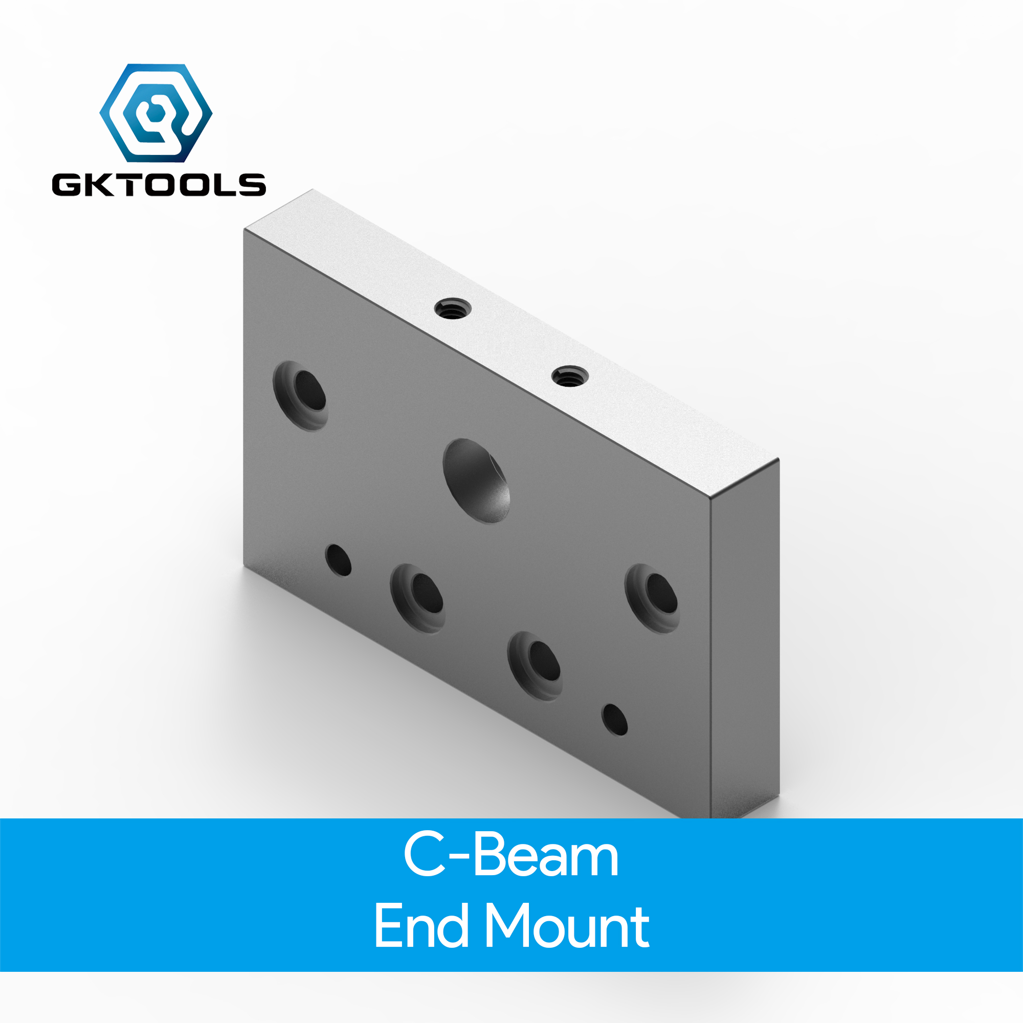 OpenBuilds C-Beam® End Mount