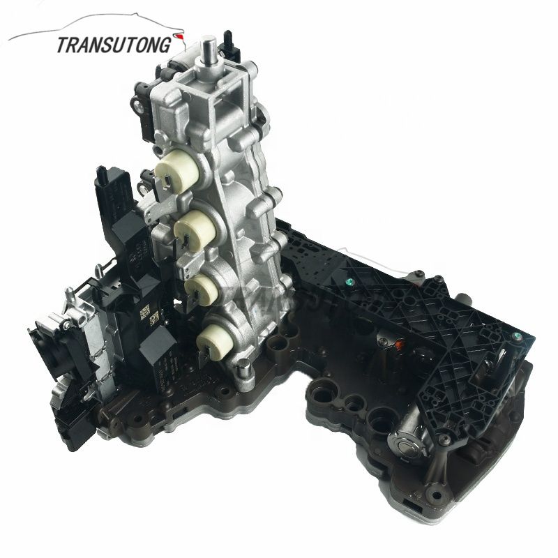 0B5 DL501 TCU TCM Mechatronic Transmission Control Module Unite Valve Body for Audi (need tcu number)(China)