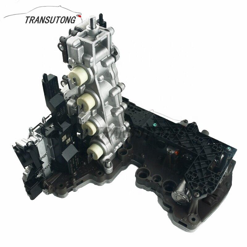 0B5 DL501 TCU TCM Mechatronic Transmission Control Module Unite Valve Body for Audi (need tcu number)(China)