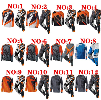 New 2020 MX Motocross Gear Set MTB BMX Jersey and Pants Dirt Bike Combos Off-Road Racing Suit Motorcycle Riding Suit S-XXL 2017 naughty fox mx shiv 360 motocross gear set off road racing suit motocross jersey and pants