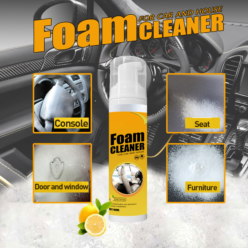 Multi-Purpose Foam Cleaner