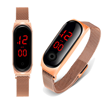 Women Sport Casual LED Watch Men Digital Clock  Army Military Electronic Wrist Watch Female Clock Hodinky Relogio Masculino цена 2017