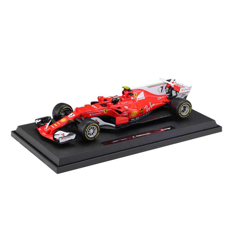 scala 1//43 Burago Racing Ferrari SF70H