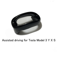 Steering-Wheel Booster Model Assisted Counterweight Tesla Automatic FSD 3-Y-X-S Driving