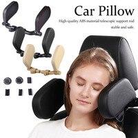 Vip privado link assento de carro encosto de cabeça viagem descanso pescoço travesseiro apoio solução para crianças e adultos crianças